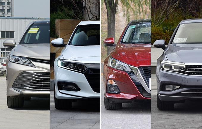 20万家轿的热门车型哪几款是靠谱合适选项-图1