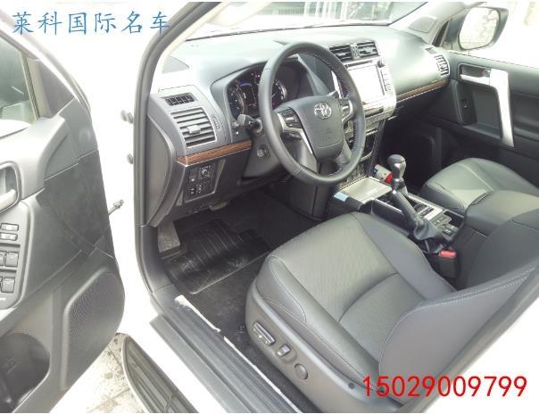 西安丰田普拉多优惠,霸道4000现车-图3