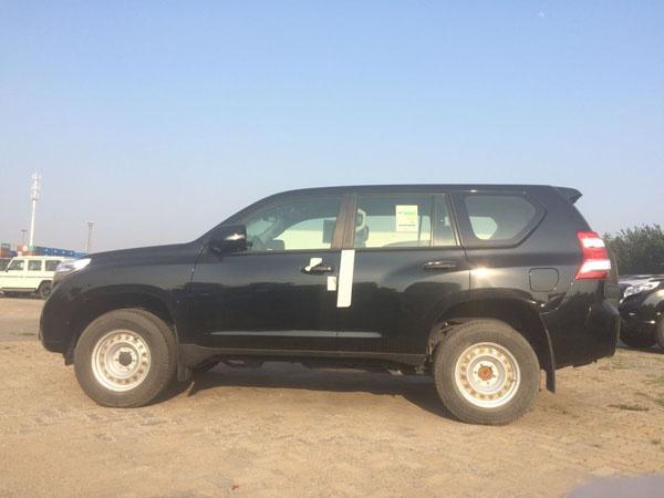 17款丰田霸道3000新价格 柴油越野优点多-图3