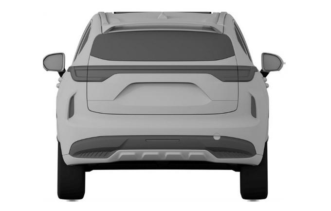 哈弗全新H2北京车展发布 年内上市-造型更运动-图3