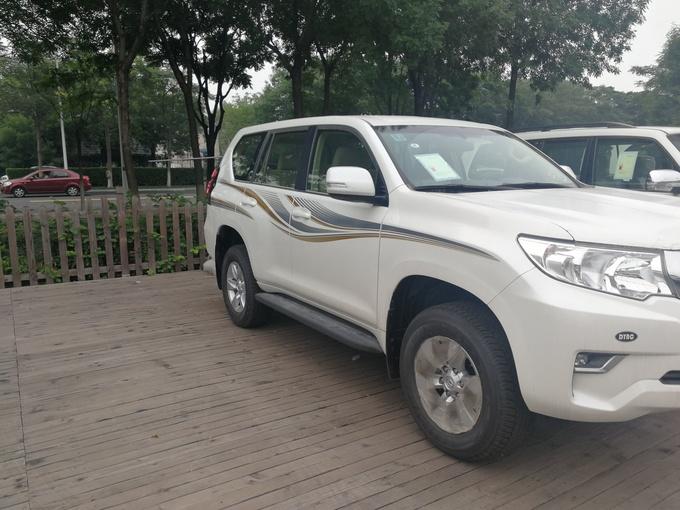 2018款丰田霸道2700 成本价出售惊喜不已-图2