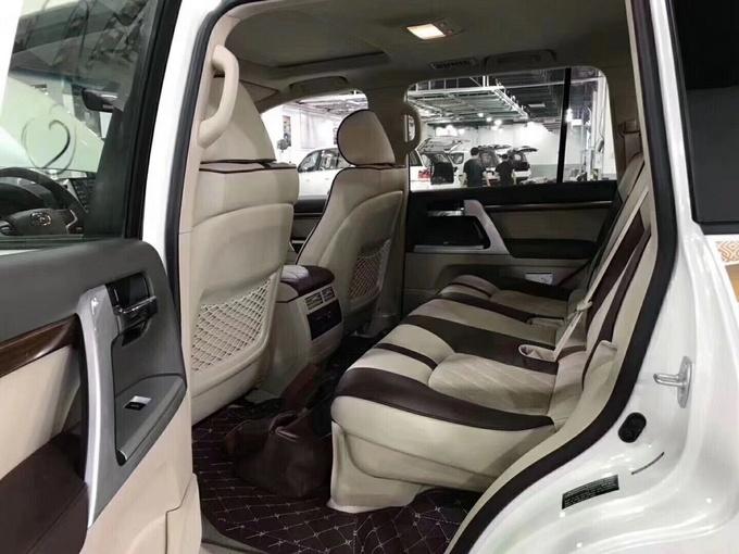 18款丰田酷路泽4000 超豪华改装性价比高-图6