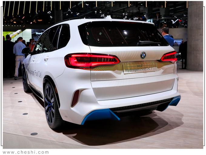 宝马X5新车型配氢燃料电池/与丰田共同研发-图3