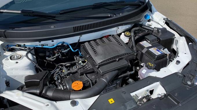 菲亚特承载式皮卡Strada正式上市8.2—10.3万元-图5