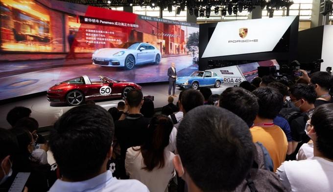 保时捷911 Targa 4S 经典重现特别版 广州车展首发-图2