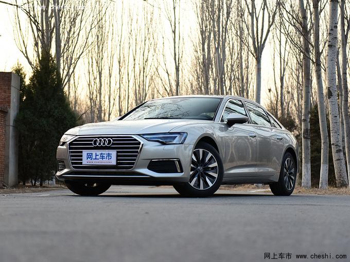 奥迪A6L最高优惠3.25万元 店内现车销售-图1