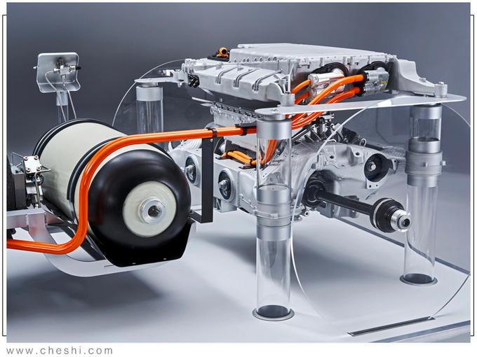 宝马X5新车型配氢燃料电池/与丰田共同研发-图7
