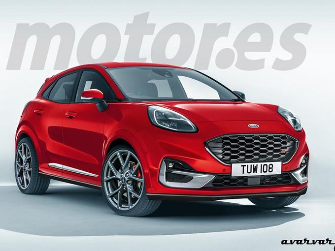 福特全新小型SUV运动版 搭1.5T引擎明年将开售-图1