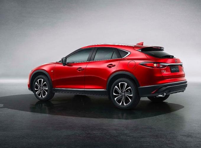 新款马自达CX-4正式上市售14.88万起-图3