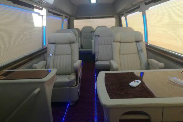 丰田考斯特高端航空座椅 一把手专车专用-图5