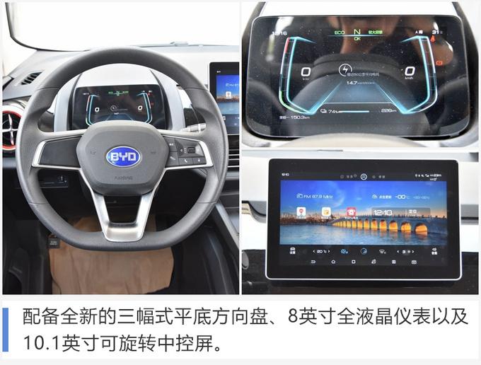 比亚迪S2电动SUV开卖 X.XX万元起售续航305km-图1