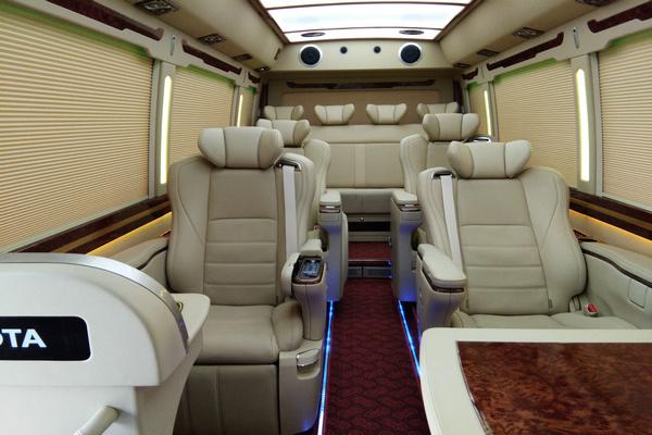 18丰田考斯特降价促销 豪华客舱全新改装-图14