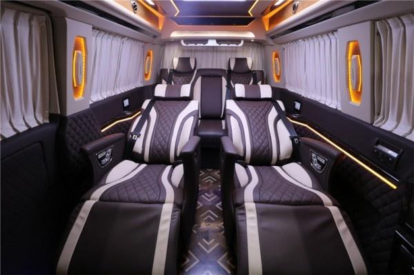 新款大众凯路威T6商务车 平稳性好空间大-图7