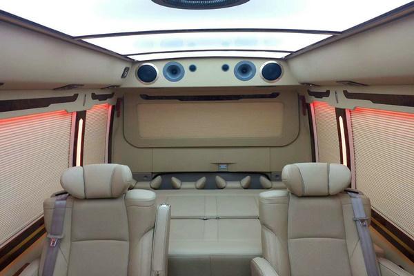 丰田考斯特15座客车新优惠 选装真皮座椅-图12