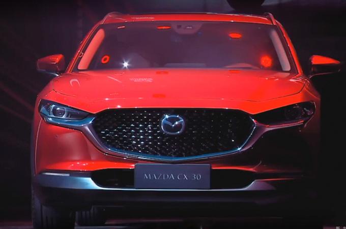 年轻人的首选 马自达CX-30 SUV上市 12.99万起售-图1