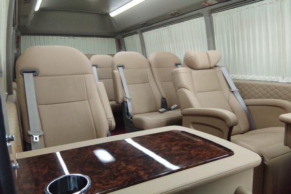 18丰田考斯特降价促销 豪华客舱全新改装-图13