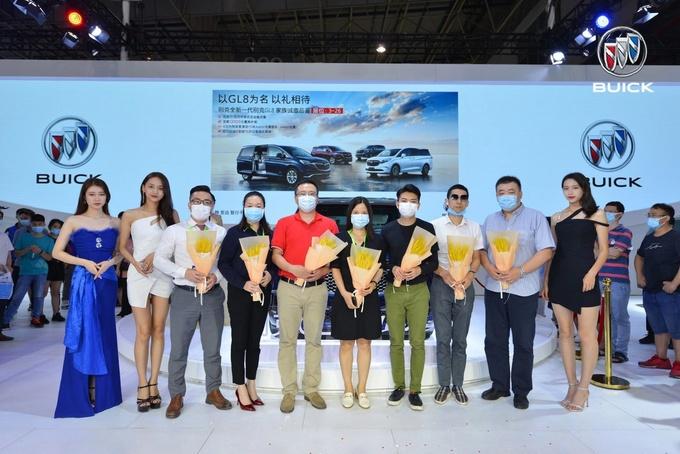 全新一代别克GL8 Avenir上市 售价45.99-52.99万元-图5
