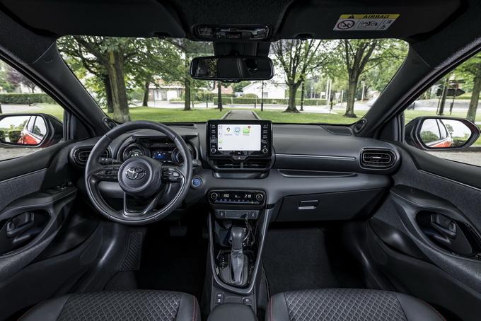丰田新款雅力士亮正式亮相 增1.5L+双电机混动-图6