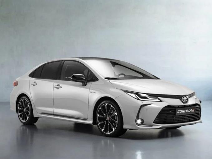 丰田卡罗拉运动版发布11月投产/搭1.8L混动引擎-图1