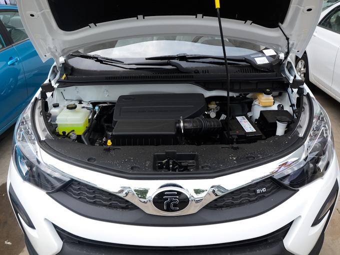 比亚迪元促销优惠高达0.7万元 现车充足-图2