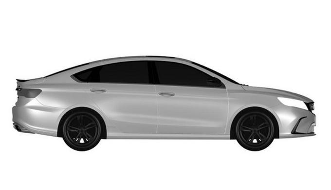 吉利缤瑞新车型曝光 或搭1.0T动力 价格更便宜-图3