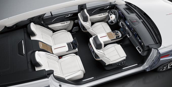 红旗E-HS9旗舰纯电SUV上市 售50.98-72.98万元-图9
