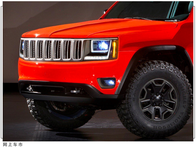 致敬经典Jeep切诺基XJ设计图曝光 硬派造型设计-图2