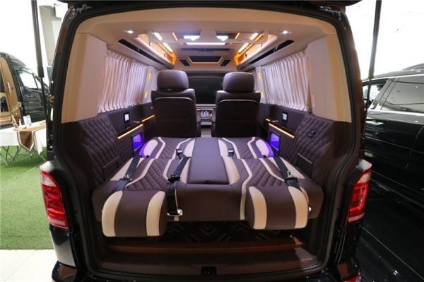 新款大众凯路威T6商务车 平稳性好空间大-图8