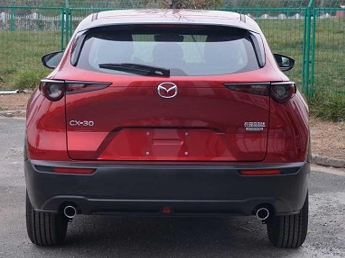 马自达CX-30新SUV曝光 搭2.0L引擎年内国产上市-图2