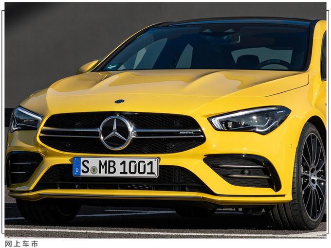 奔驰新一代C级旅行曝光 外观配AMG风格/灯组调整-图2
