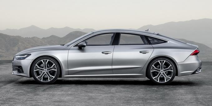 奥迪A7最新国产规划 车身造型大改/空间大幅提升-图5