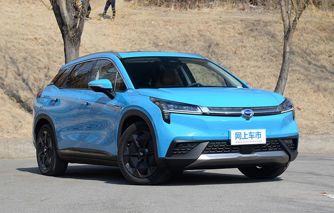 广汽携手三菱推新电动车 明年3月投产/规划10万辆-图3