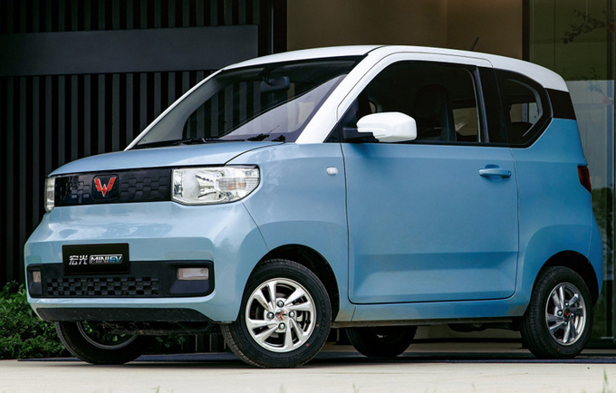 销量破20万辆 五菱宏光MINIEV创纪录 月底推新车型-图4