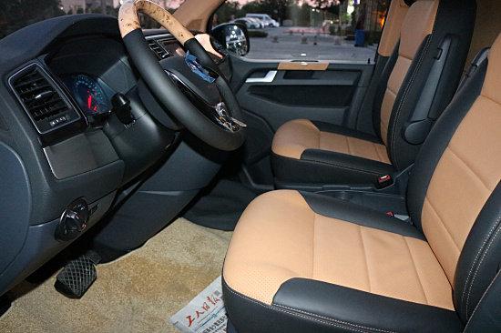 大众T6凯路威商务座驾 延续经典价格低调-图6