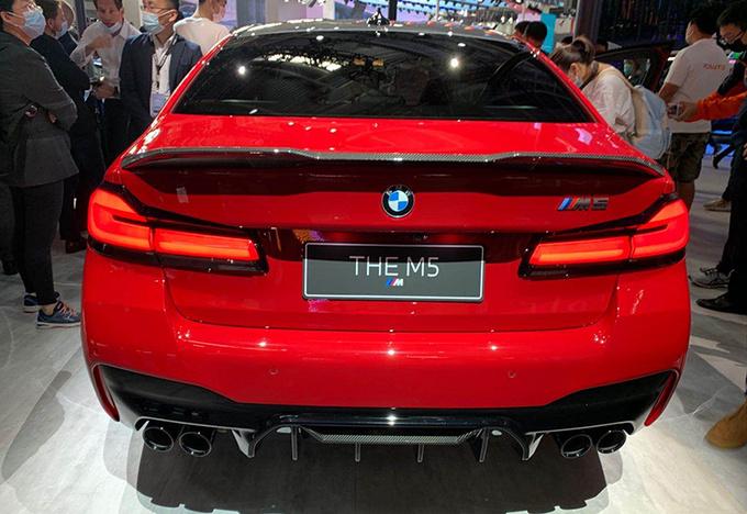 BBA均有新车 北京车展6款热门豪华性能车盘点-图25