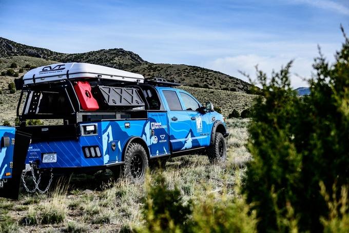 日产推出Titan特别版 5.6L汽油V8动力/534 N•m-图4