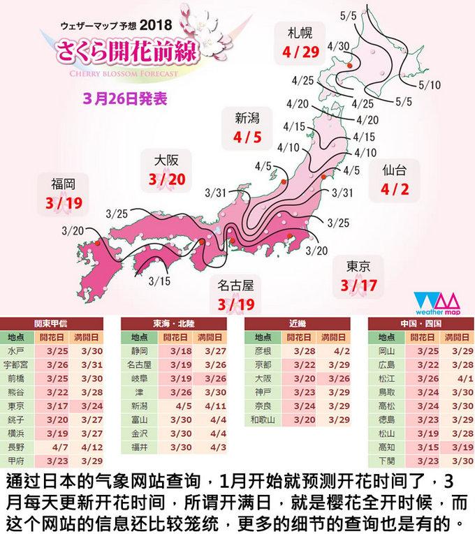 八千的机票去日本 春天去看樱花是怎样的体验