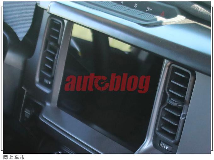 福特新Bronco配置曝光 四驱带锁/配坦克调头功能-图6