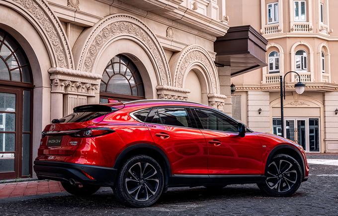 2021款马自达CX-4上市 配置大幅升级 14.88万起售-图3