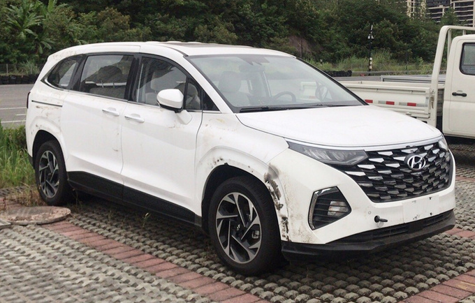 北京现代2款新车推迟发布 全新名图/大MPV明年上市-图3