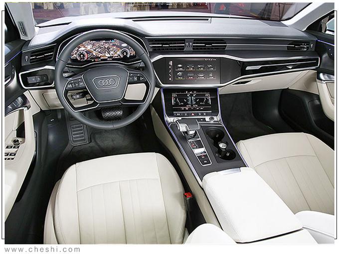 奥迪全新A6上市 尺寸超凯迪拉克CT5/PK宝马5系-图3