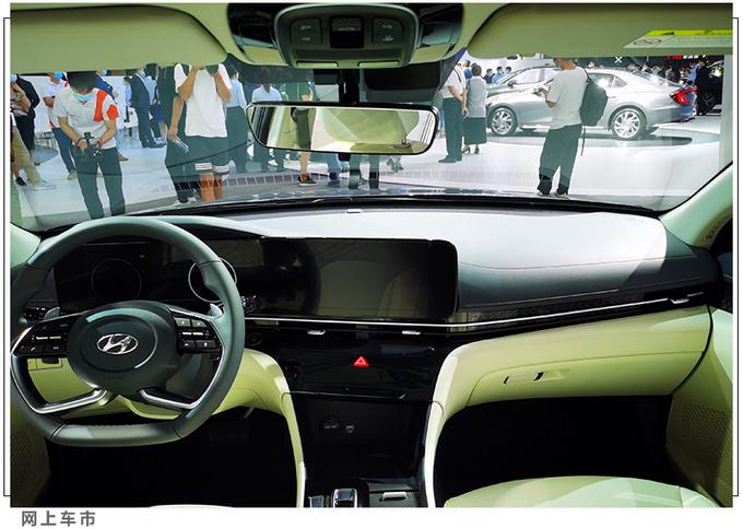 北京现代全新名图发布 尺寸大幅加长 增纯电动版-图7