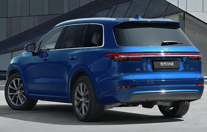 理想7月销量增33 将推全尺寸SUV 与宝马X7同级-图3