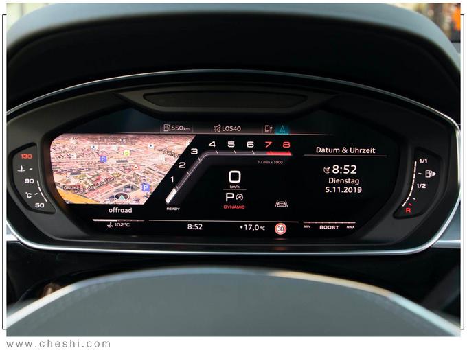 奥迪新款S8售价曝光尺寸大幅加长/搭4.0T引擎-图10