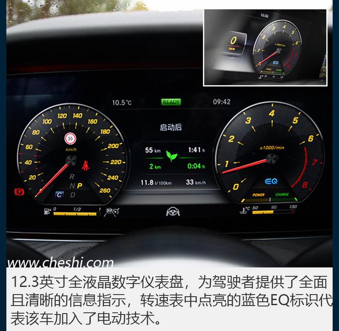"颠覆or平庸 巴塞罗那""邂逅""新一代奔驰CLS-图3"