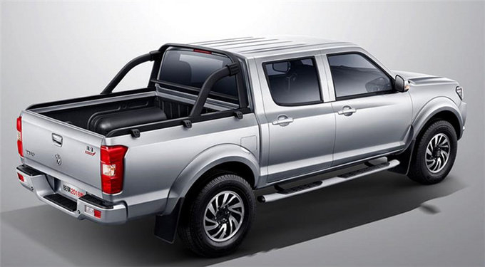 锐骐皮卡汽油国六版上市售价为8.78-11.28万元-图3