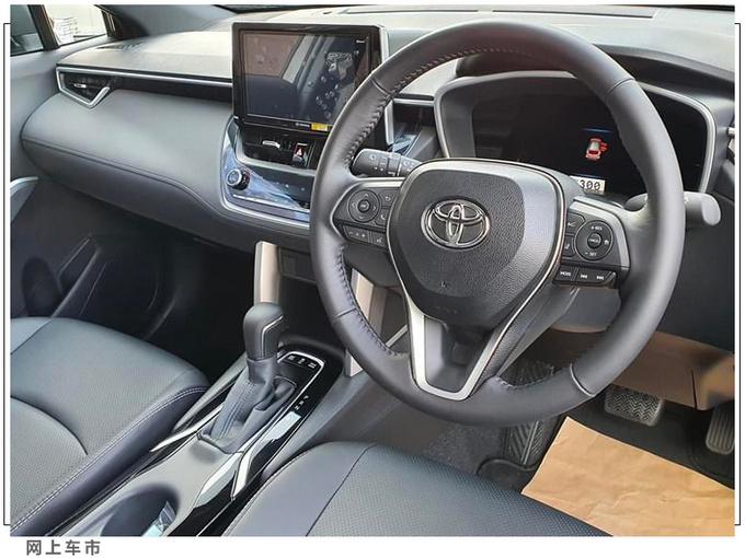 丰田卡罗拉推SUV版 比C-HR尺寸更大/有望入华-图9