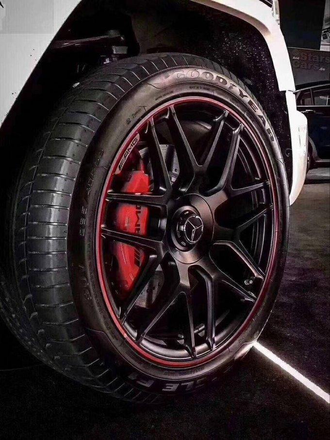 2019款奔驰G63全尺寸越野怪咖 最强大G级-图7