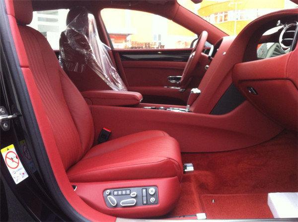 2018款宾利飞驰V8S 欧规平行进口运动版-图10