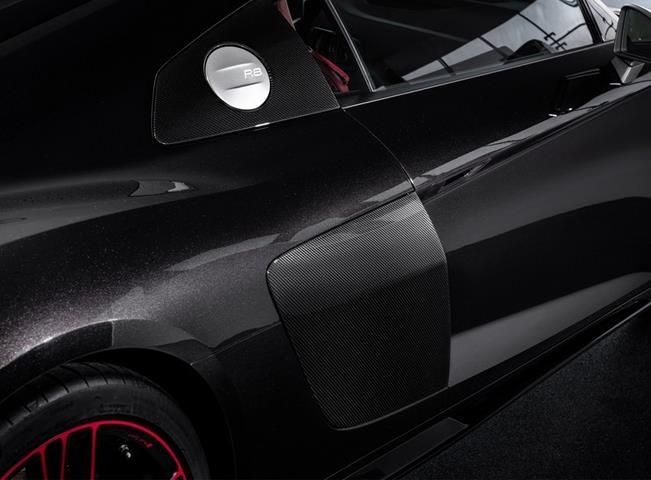 黑化猛兽全新奥迪R8特别版官图发布 内饰更豪华-图6